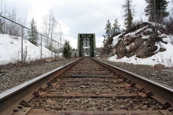 bridge in Telkwa (March 2010)_600